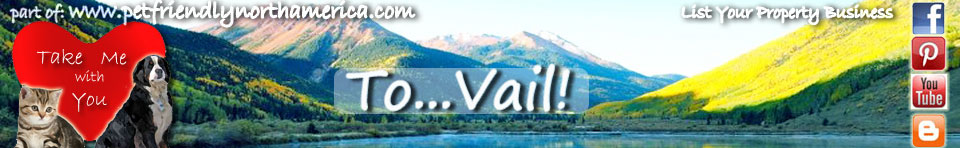pet friendly vail colorado
