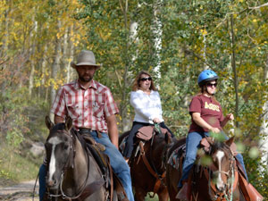 fun in vail - vail stables